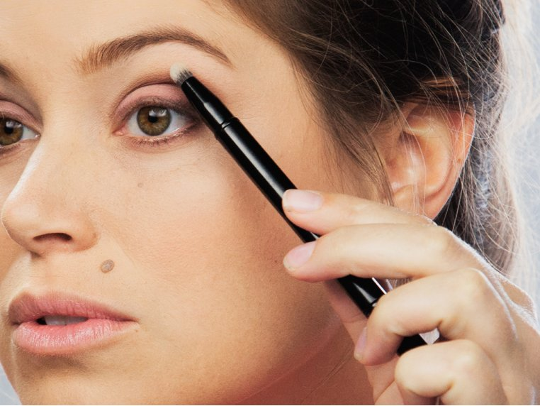 4-in-1 Eye Brush by Cailyn Cosmetics - 1