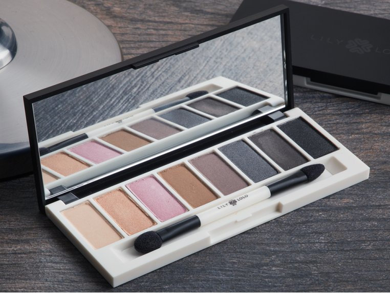 All-Natural Eye Shadow Palette by Lily Lolo - 1