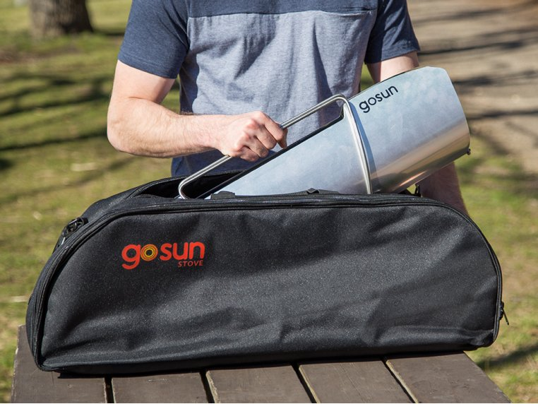 Sport Solar Cooker Pro Pack by GoSun - 1
