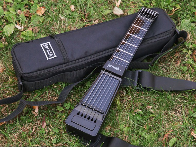 Bluetooth Guitar & Travel Case by Jamstik+ - 1