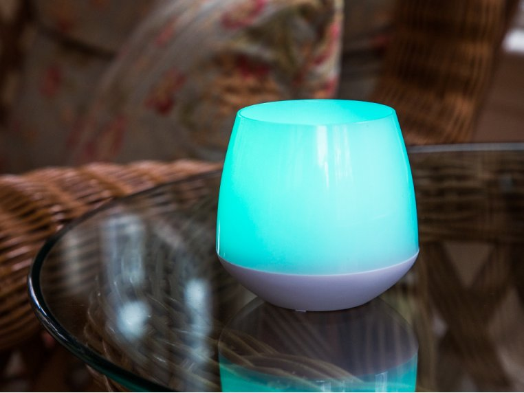 Bluetooth LED Candle by PLAYBULB - 1