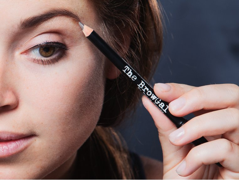 Skinny Eyebrow Pencil by The BrowGal - 2