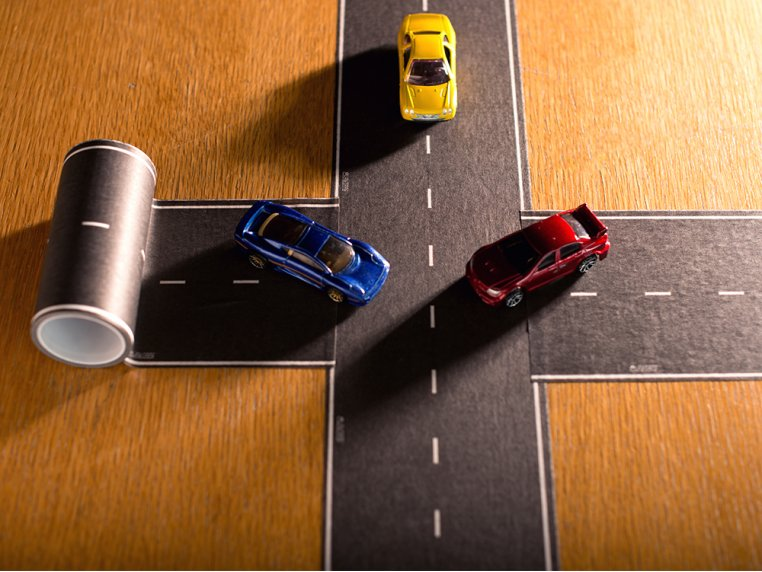PlayTape - Classic Road by InRoad Toys - 2