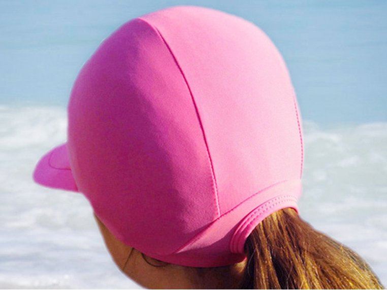 Ponytail Hat by Swimlids - 1