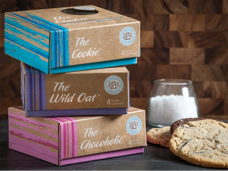 Cookies - Set of 3 by Salt of the Earth Bakery - 1