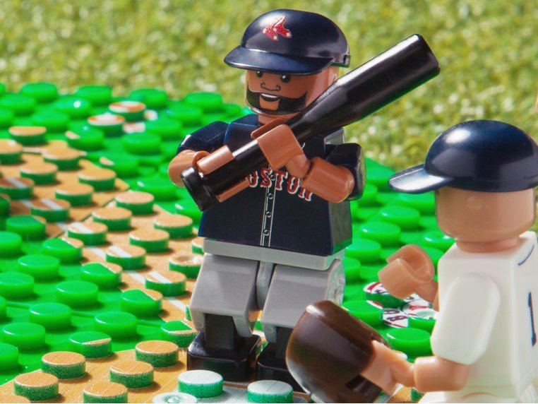 Minifigure Player by OYO Sports - 1