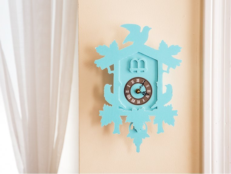 Small Cuckoo Clock by FunDeco - 1