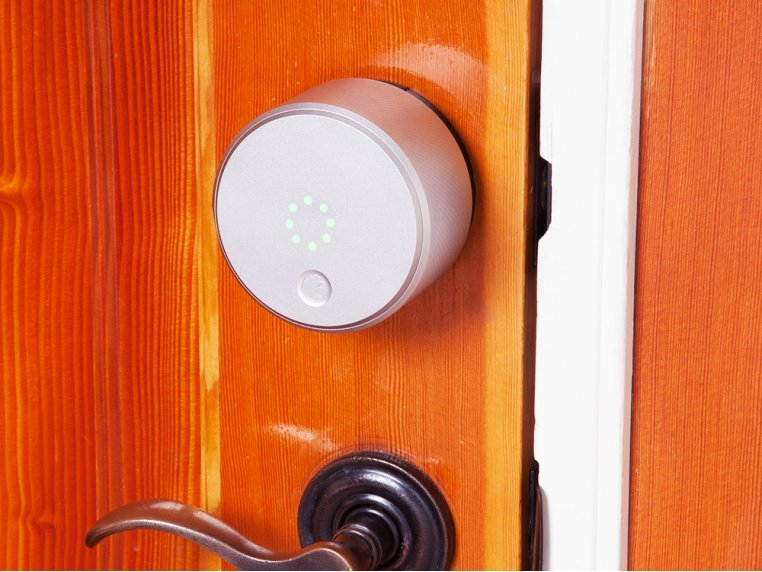 Keyless Smart Lock by August - 3