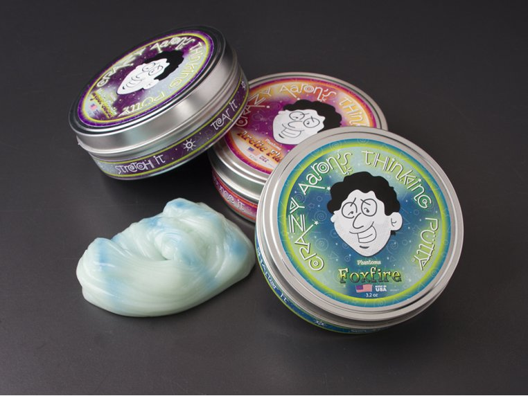 Colored Putty by Crazy Aaron's - 1