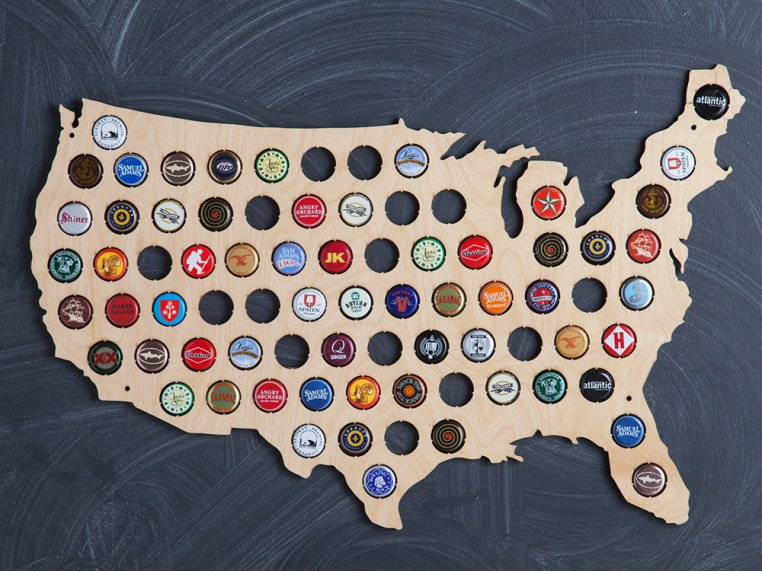 USA Beer Cap Trap by Torched Products - 1