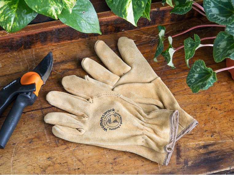 Original Pigskin Glove by Womanswork - 1