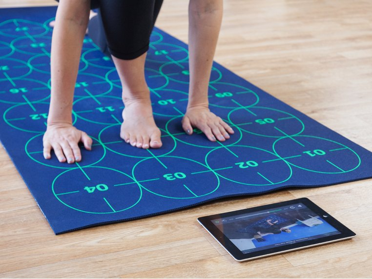 Yoga Mat by Yoga by Numbers - 1