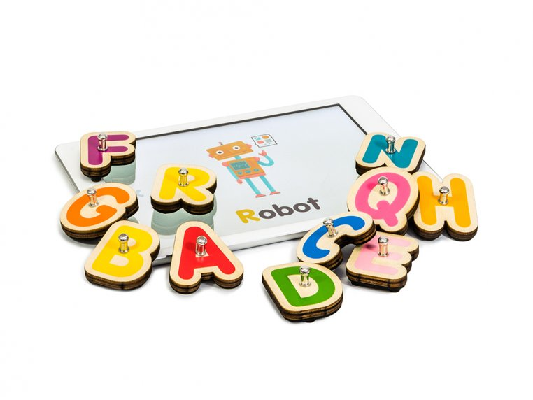 Smart Numbers + Letters Learning Toy by Marbotic - 6
