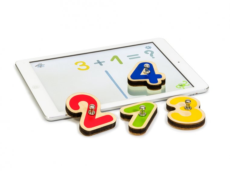 Smart Numbers + Letters Learning Toy by Marbotic - 7