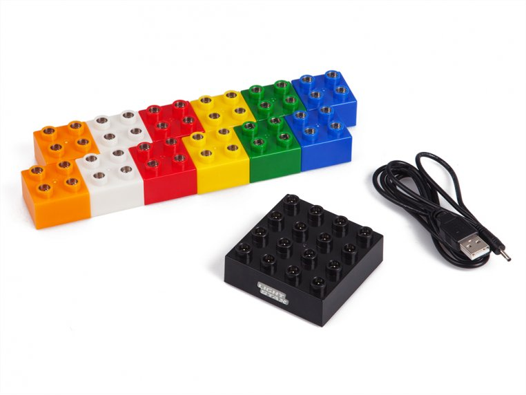 Light-up Building Blocks by Light Stax - 8