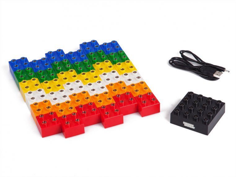 Light-up Building Blocks by Light Stax - 10