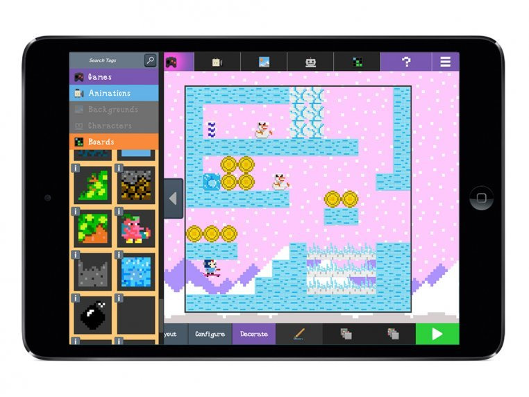Video Game Creation Platform by Bloxels - 7