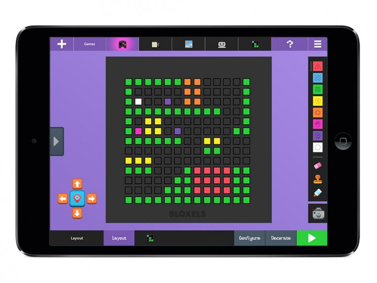 Video Game Creation Platform by Bloxels - 8