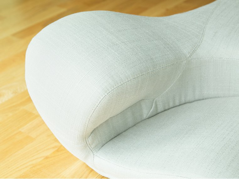 Ergonomic Meditation Seat - Fabric by Alexia - 4