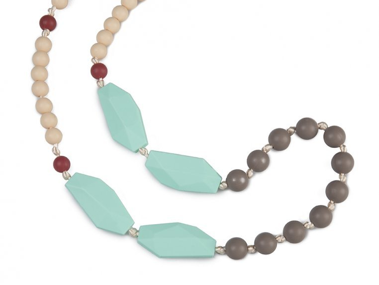 Frida Silicone Teething Necklace by Mama & Little - 5