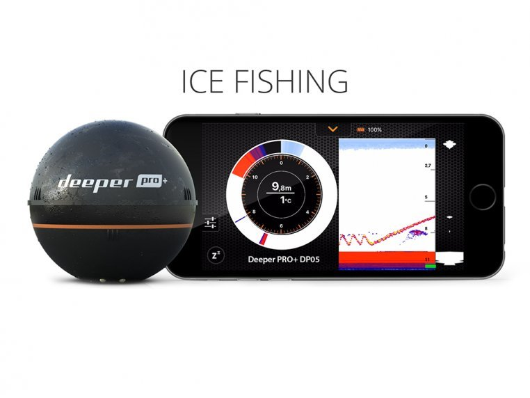 Smart Fish Finder by Deeper - 8