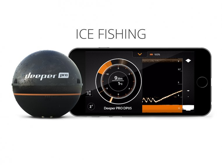 Smart Fish Finder by Deeper - 9