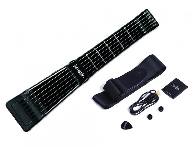 Bluetooth Connected Guitar by Jamstik+ - 8