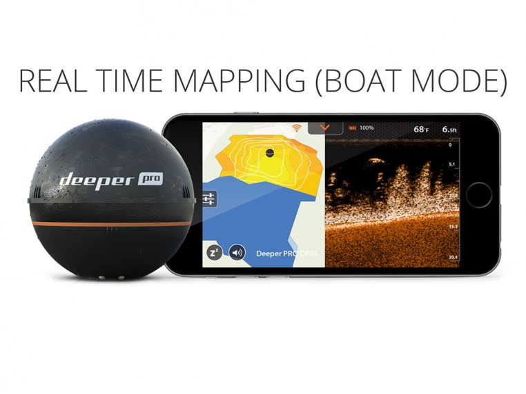 Smart Fish Finder by Deeper - 10