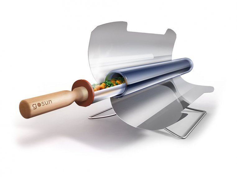 Sport Solar Cooker Pro Pack by GoSun - 6
