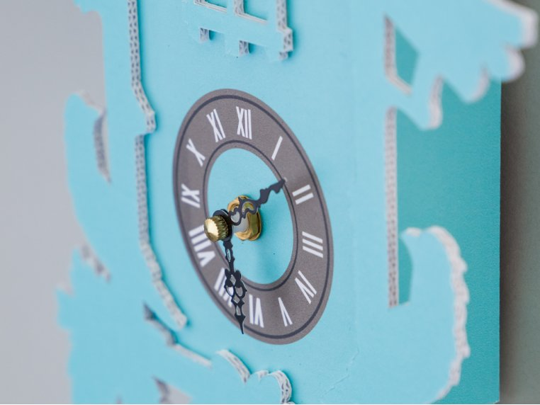 Small Cuckoo Clock by FunDeco - 4