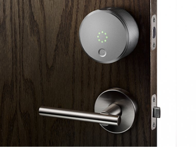 Keyless Smart Lock by August - 5