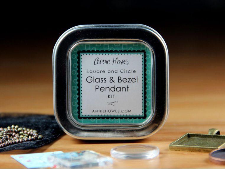 Glass Pendant Kits by Annie Howes - 6