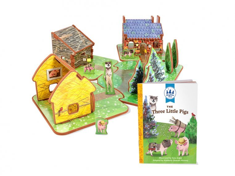 House & Storybook by Storytime Toys - 16