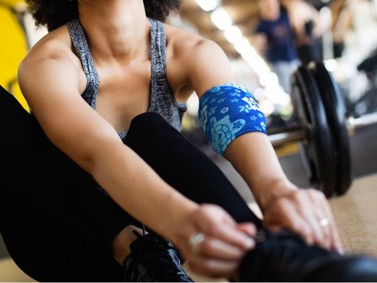 Stretch-To-Fit Hot/Cold Gel Sleeve