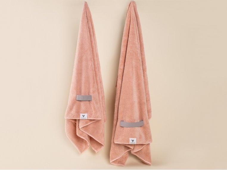 Nanoweave™ Quick Dry Hair Towel by VOLO Beauty - 6