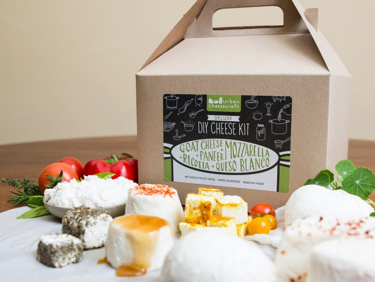 Deluxe Cheese Kit - 30 batches by Urban Cheesecraft - 2
