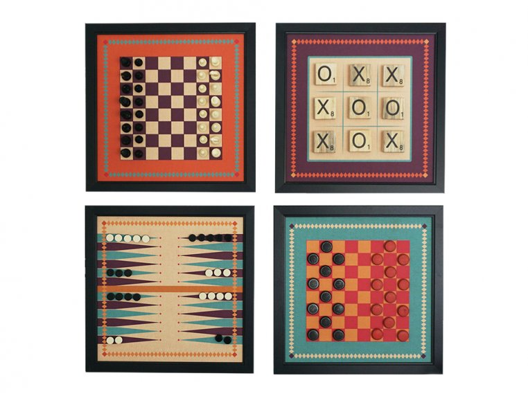 Magnetic Canvas Games by Winding Hills Designs - 1