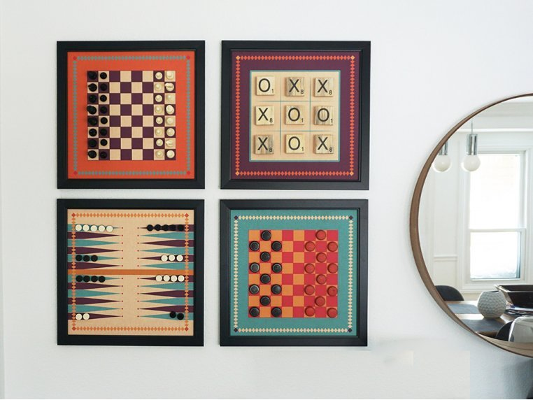 Magnetic Canvas Games by Winding Hills Designs - 2