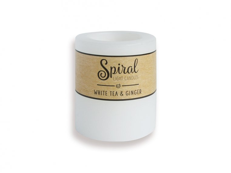 2-in-1 Spiral Candle by Spiral Light Candles - 9