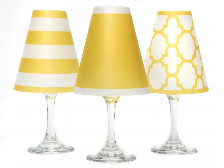 Wine Glass Shades by di Potter - 6