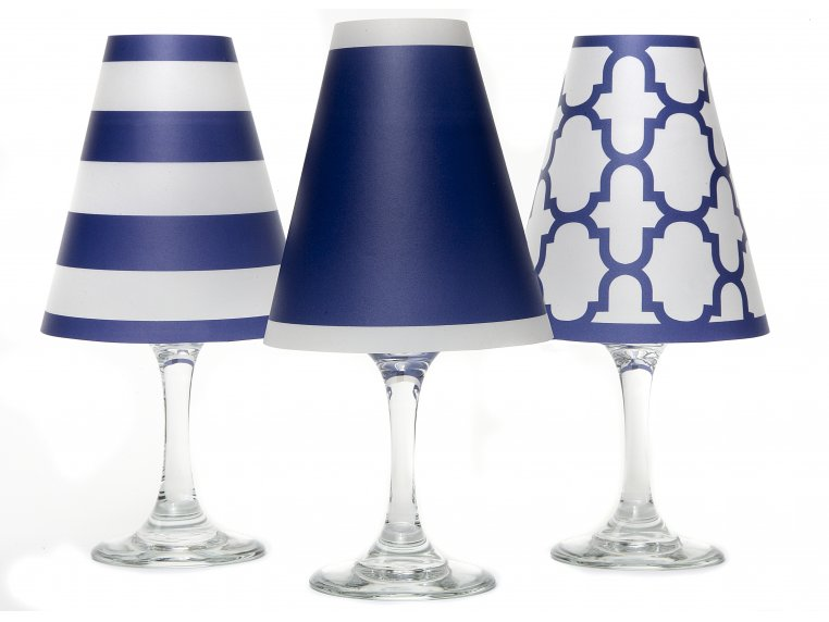 Wine Glass Shades by di Potter - 13
