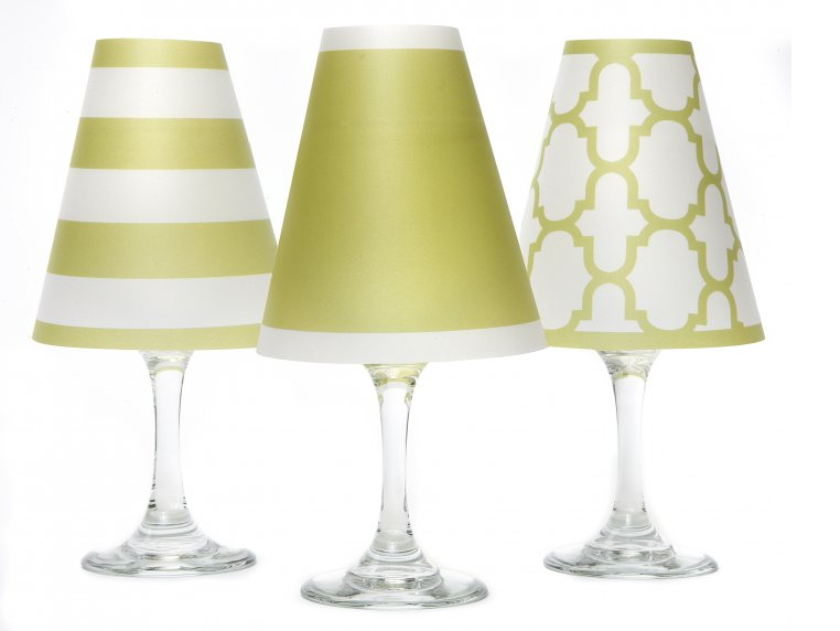 Wine Glass Shades by di Potter - 8