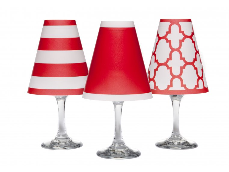 Wine Glass Shades by di Potter - 9