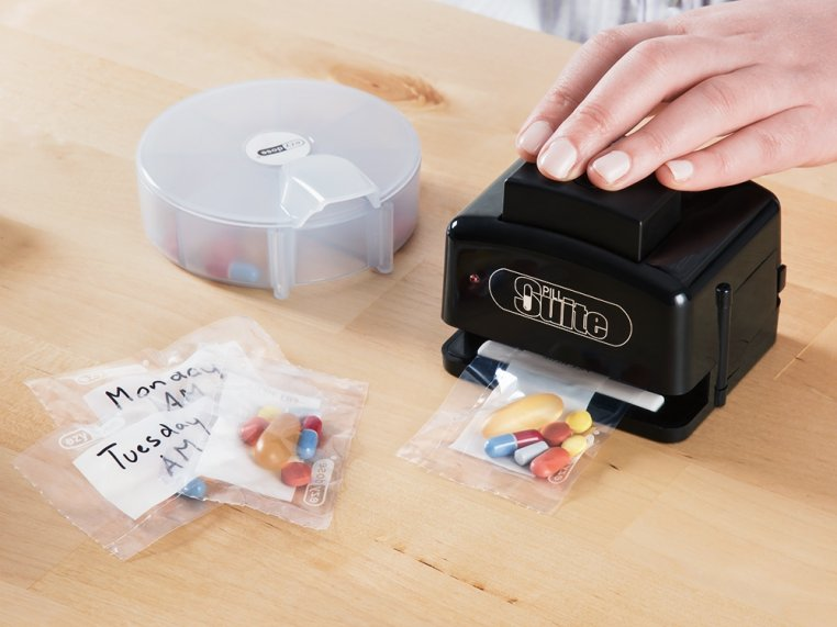 Pillsuite Personal Pill Pack System | The Grommet®