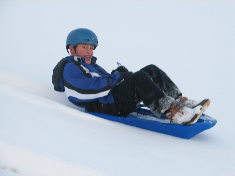 Slicer by Ice Meister: All-Season Sled