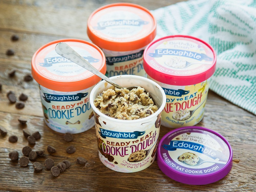 Cookie Dough - Pick Four Flavors