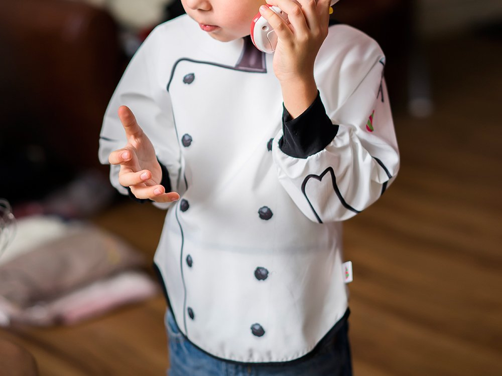 Chef Suitables Role Play Bib