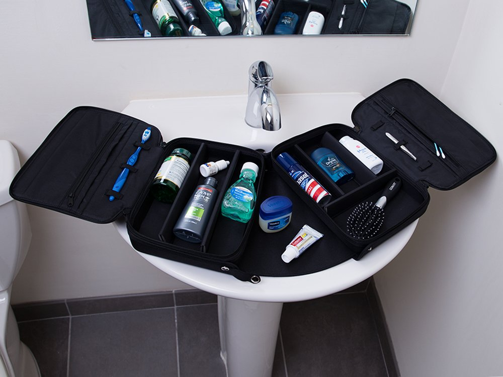 Expandable Travel Organizer