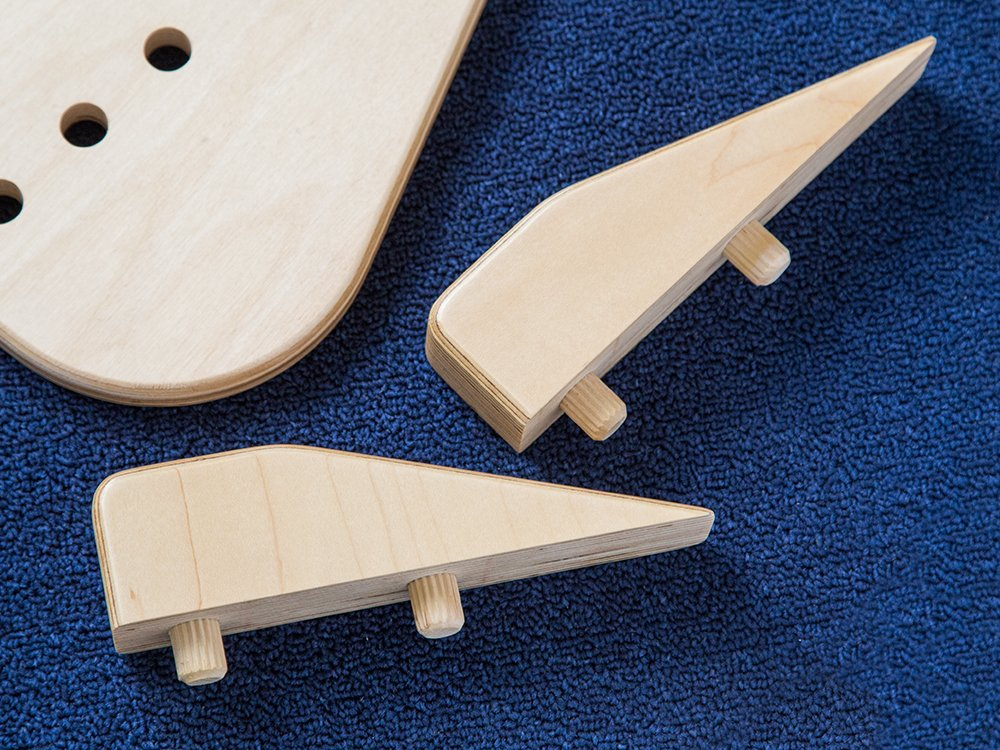 Riser for Spinal Alignment Board