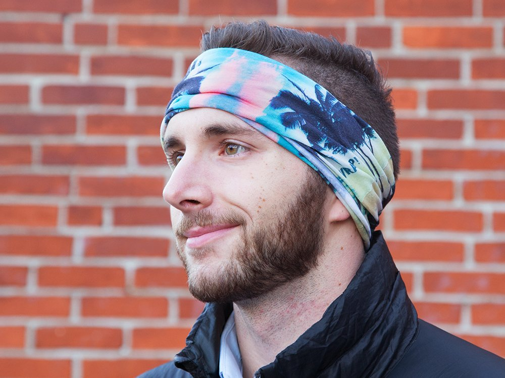 Men's Multi-Way Head Wrap